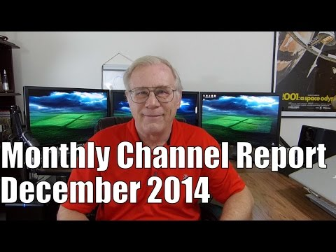 Monthly Channel Report: December 2014