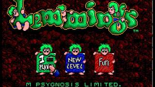 Master System Longplay [185] Lemmings