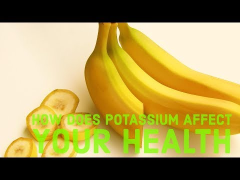 How Does High and Low Potassium Affect Your Health