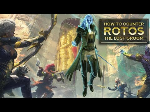 How to Counter Rotos the Lost Groom in Arena I Raid Shadow Legends