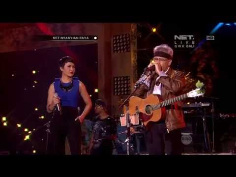 Iwan Fals Duet Bersama Lea Simanjutak  ( Nyanyian Raya Bali )