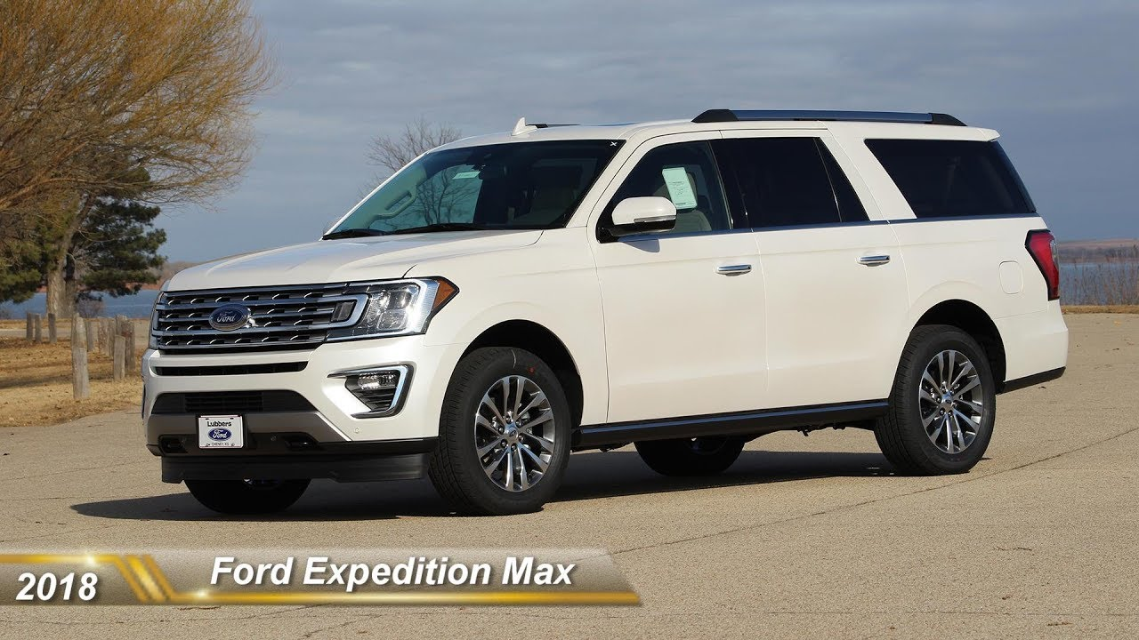 2018 Ford Expedition Max - YouTube