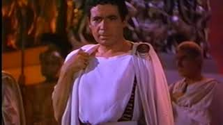 Incêndio de Roma - excerto do filme Quo Vadis, 1951