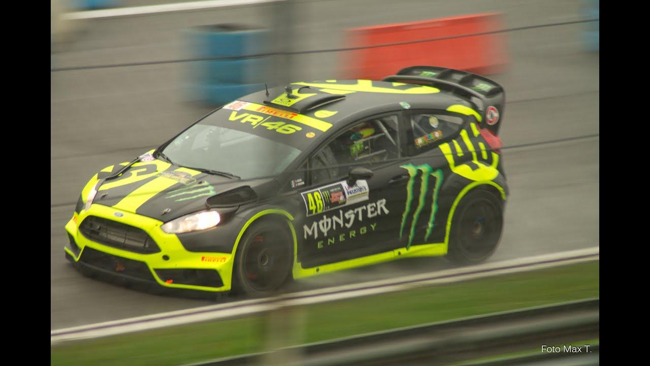 Monza Rally Show 2014 shakedown - YouTube