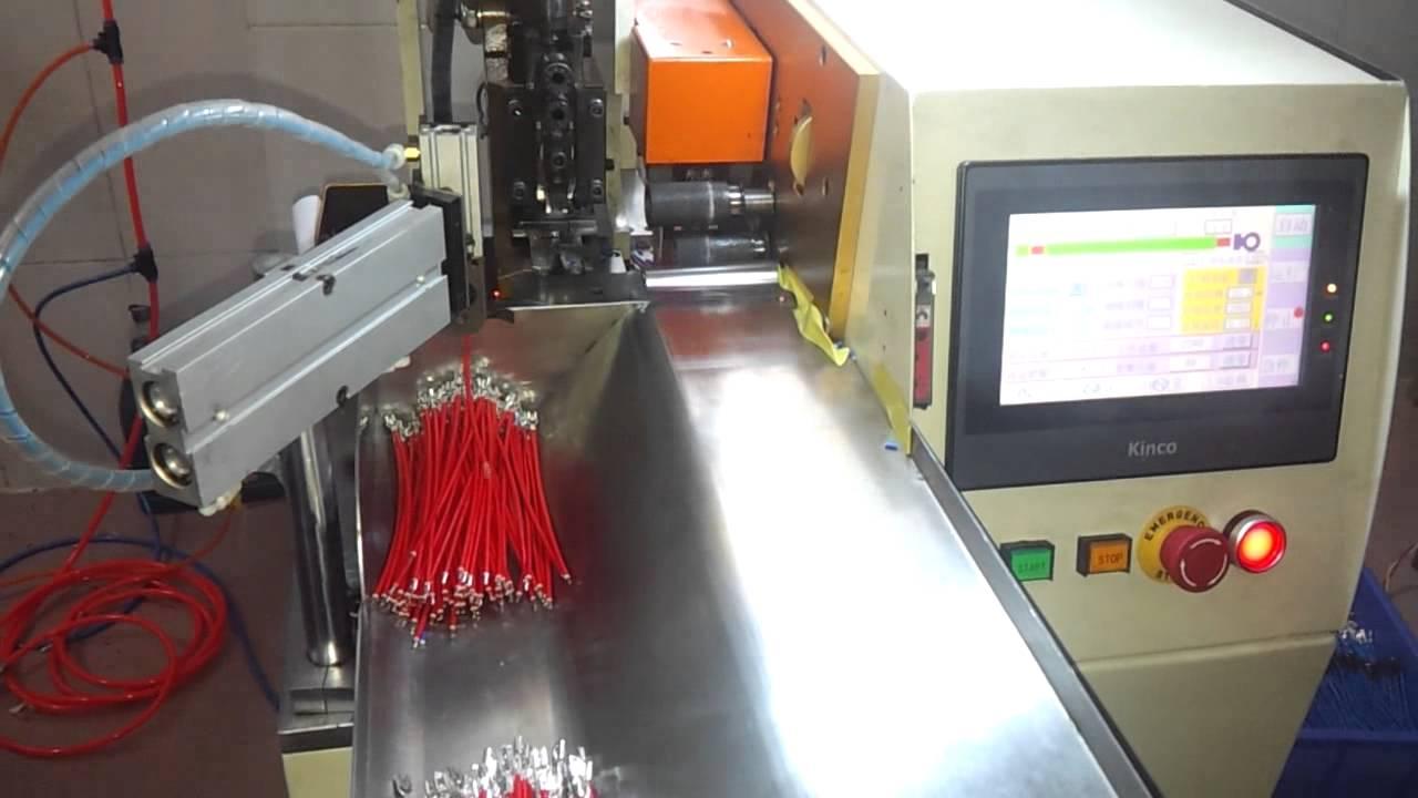 China Shenzhou Vi Component Wire Harness Machine Fully