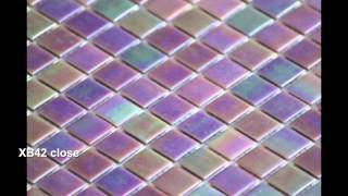 Glass Pool Tiles Perla Slideshow Display  contact:  sales@directpooltiles.com    Ph: 03 9337 4959