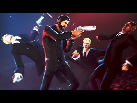 John Wick is BACK! | A Fortnite Film