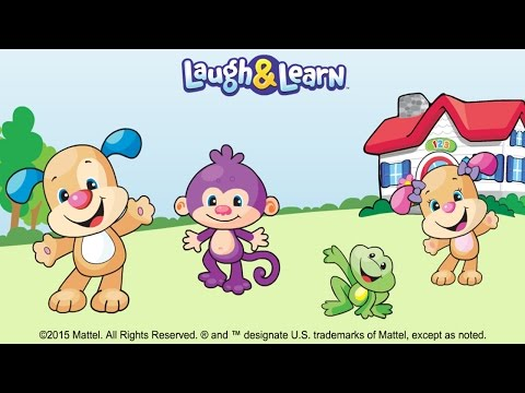 Laugh & Learn™ Smart Stages™ Car App (Fisher-Price) - Best App For Kids