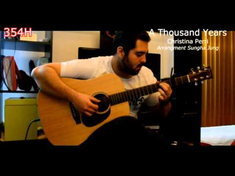 A thousand Years (Christina Perri) - Sungha Jung -HS6