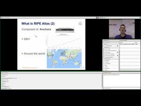 Session 1- RIPE NCC::Educa - Introduction to RIPE NCC::Educa - RIPE Atlas