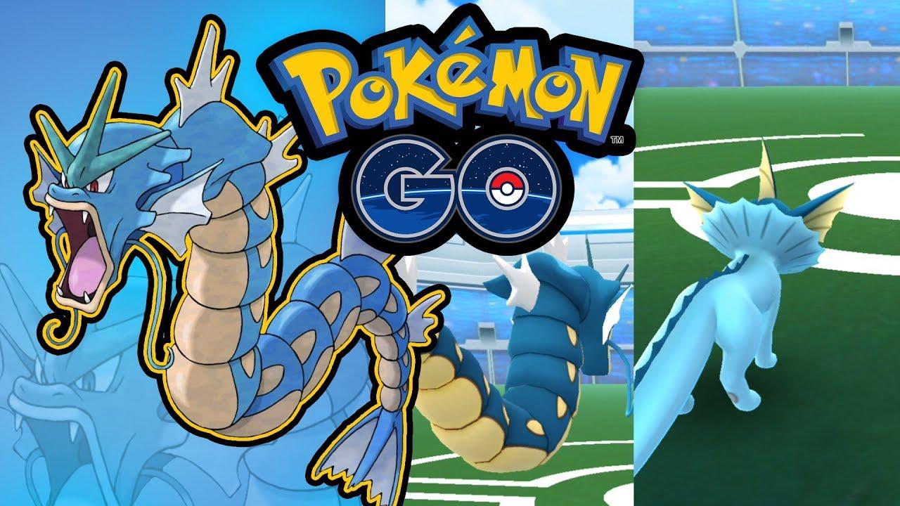 Pokemon Go Aquana