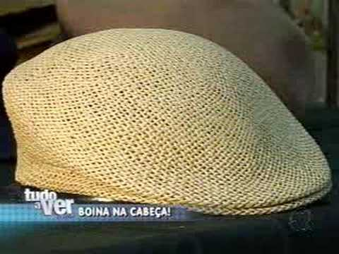 Moda Boinas - YouTube dae3152df12