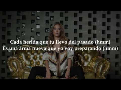 Fenix  LETRA  - Reina del flow