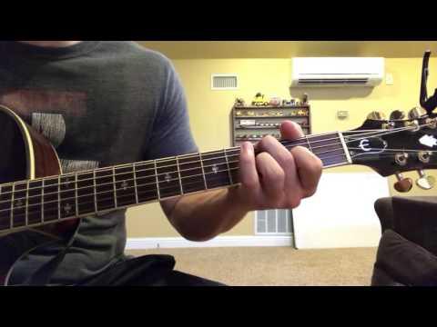 The Lumineers - The Gun Song - Tutorial