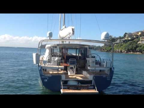 MOODY 45DS FOR SALE SYDNEY HARBOUR
