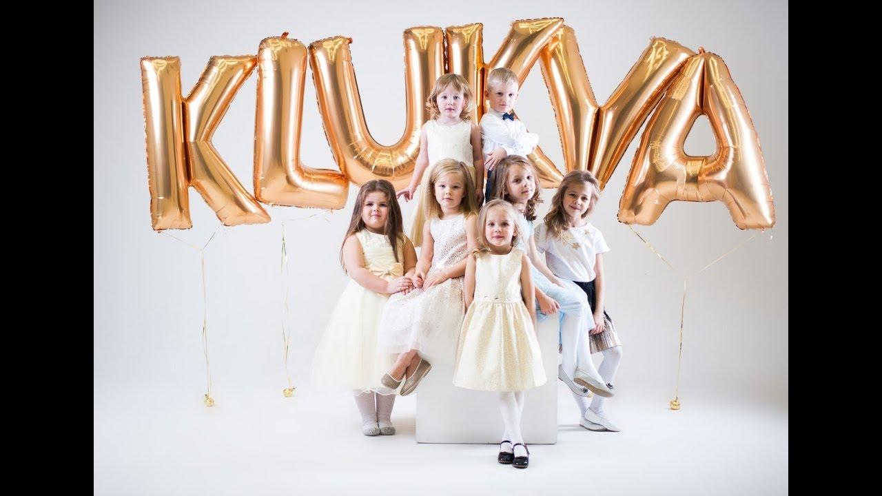 Танцы для детей 3-4 года - YouTube