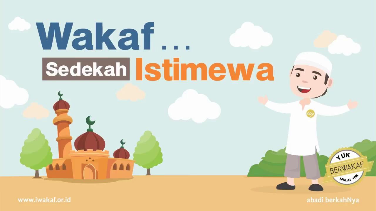 Download 94  Gambar Animasi Muslim Sedekah HD Terbaru