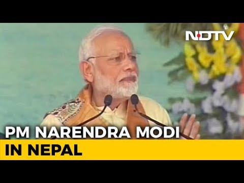 India's History, Faith, Lord Ram Incomplete Without Nepal: PM Modi