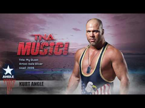 TNA: 2006 Kurt Angle Theme (My Quest) | Music Video