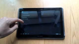 видео Обзор планшета Samsung Galaxy Tab 2 10.1 P5110