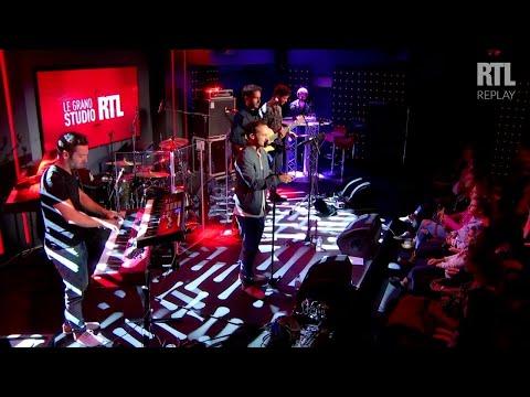 Boulevard Des Airs - Tout Le Temps (Live) - Le Grand Studio RTL