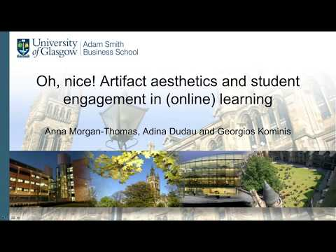 Dr Anna Morgan-Thomas: Online research methods for the Adam Smith Business School