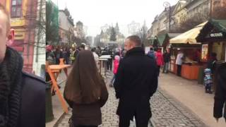 Useful vocabulary at the Christmas market in Kosice