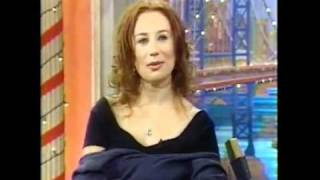 Tori Amos northern lad and interview rosie o'donnell 1998