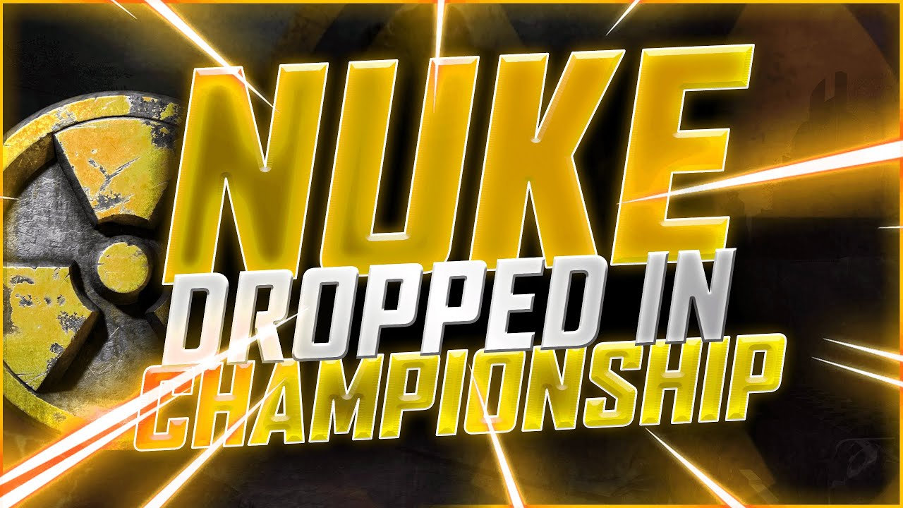 Dropping a Nuke in Cod Championship | Best Cordite Class Setup | Cod Mobile