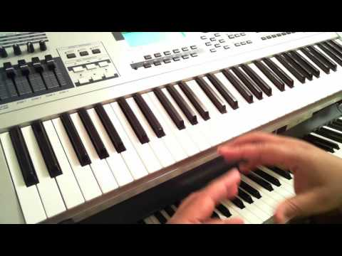 In My Bed by Dru Hill - Piano Tutorial