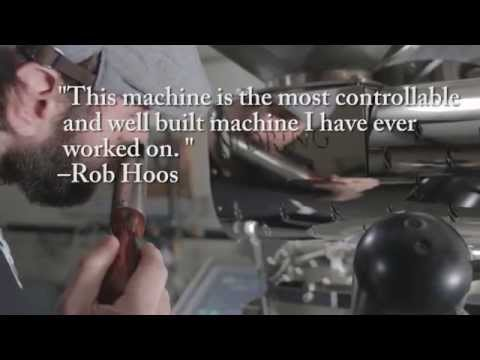 Rob Hoos Introduces the Benefits of a Loring Roaster - YouTube
