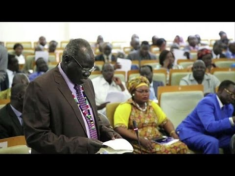 South Sudan extends president's term to 2018