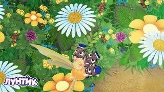 Лунтик Самые летние серии Мультики для детей