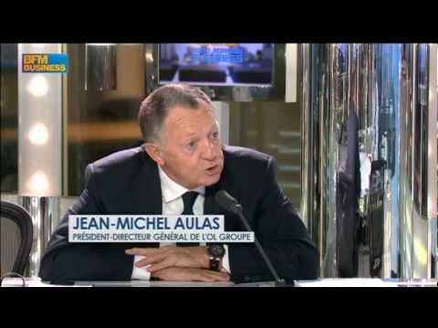 Stade des lumières, le pari risqué de Jean-Michel Aulas