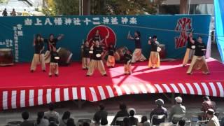 第7回こうよう伝統芸能祭り (2015/11/03) 演目: 走楽(らん) 上矢口...