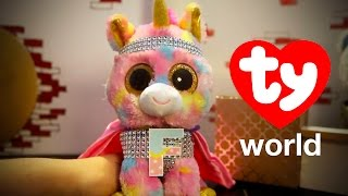 "Ty World YouTube Beanie Boo web series: episode 5 ""Superheroes"""