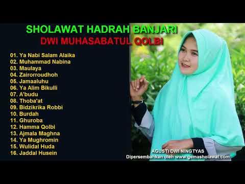Senandung Terindah Full Sholawat Hadrah Al-Banjari Dwi Muhasabatul Qolbi Zaman Dulu HD