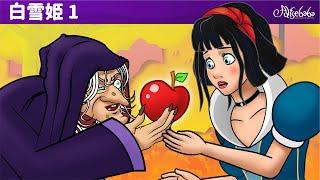 白雪姫 おとぎ話 (Snow White and the Seven Dwarfs) エピソード 1 | ェル 新しいアニメ | 子供のためのおとぎ話