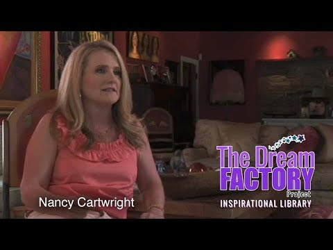 Nancy Cartwright Interview Preview with Cass Warner