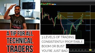 FOREX TRADING EDGE 119 - A Tip For All Technical Traders