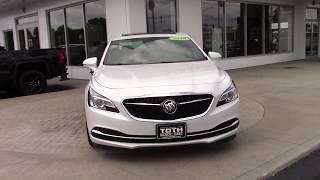 2018 BUICK LACROSSE AWD Premium - Used Car For Sale - Akron, Ohio