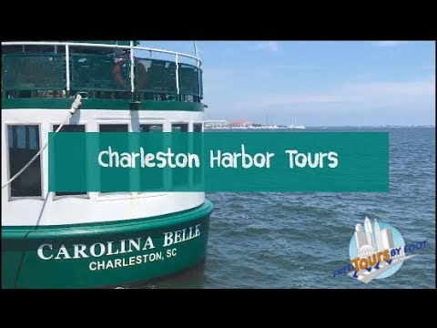 Charleston Harbor Tours | Free Tours by Foot