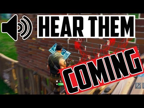 how to turn constant voice chat on fortnite pc