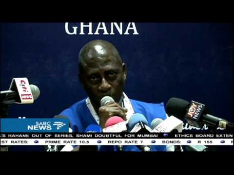Ghana election: Counting under way in tight race