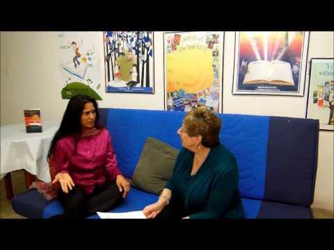 Author Interview- Padma Venkatraman