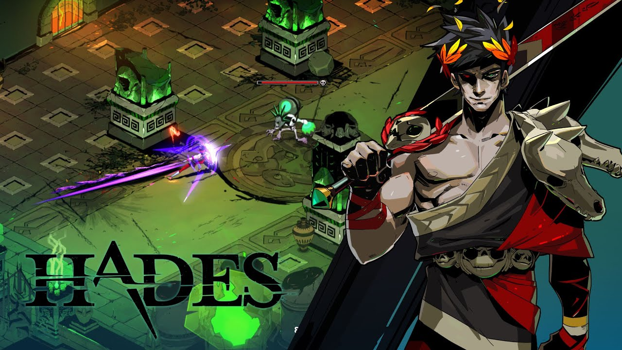 Indiewatch Supergiant S Hades Finally Feels Like A Game