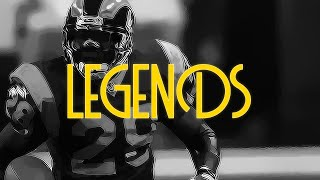 "Legends | Ep. 2 ""Superman"" - Marshall Faulk"