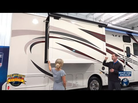 THOR A.C.E. 32.1 - Live from the World's RV Show