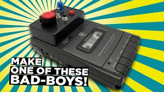 Tutorial: How to Build a Modified Cassette Player