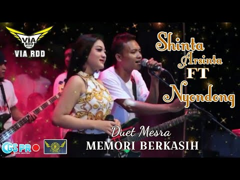 Shinta Arsita Duet Memory Berkasih Nyondong  OM ViA RDD